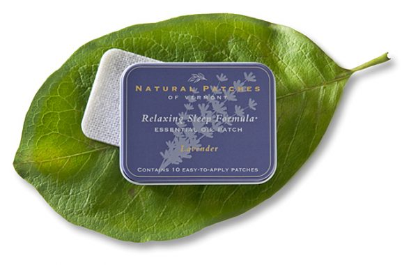 Lavender Essential Oil Aromatherapy Body Patch