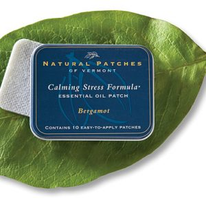 Bergamot Essential Oil Aromatherapy Body Patch