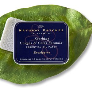 Eucalyptus Essential Oil Aromatherapy Body Patch