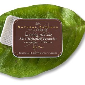 Tea Tree Essential Oil Aromatherapy Body Patch