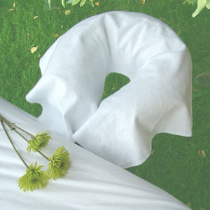 Cotton Flannel DRAPED Face Cradle Covers