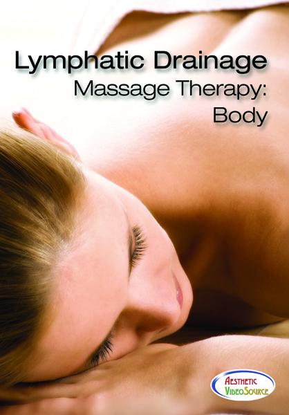 Lymphatic Drainage Massage Thearpy: Body DVD