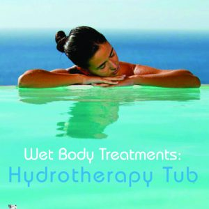 Wet Body Treatments: Hydrotherapy Tub DVD