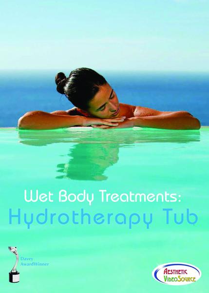 Wet Body Treatments: Hydrotherapy Tub DVD