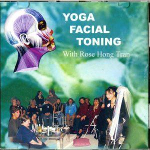 Yoga Facial Toning CD