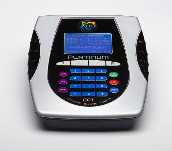 CCT-Platinum Ionic Foot Spa