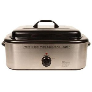 Professional Massage Hot Stone Warmer 18 quart