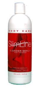 Oxygen Botanicals SlimLine Slender Serum Body Contouring Oil 16oz