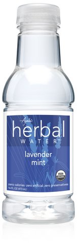 Ayala's Herbal Water - Lavender Mint (16oz/12pk)
