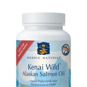 Kenai Wild Alaskan Salmon Oil
