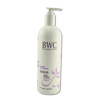 BWC Body Care Sweet Lavender Lotion