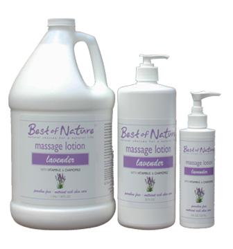 Lavender Massage Lotion