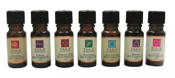 Bath & Diffuser Oils