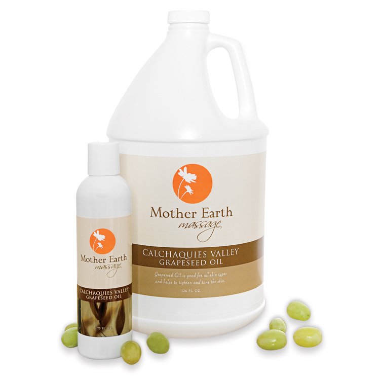 Mother Earh Calchaquis Valley Grapeseed Oil