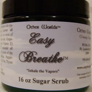 Easy Breathe Salt Scrub