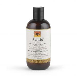 Kanshi Naturally Healing Massage Oil