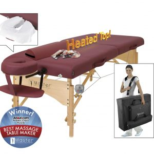 "Master Massage 30"" Geneva LX Therma Top"