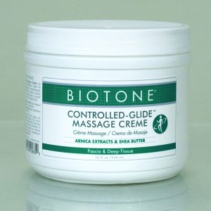 Controlled-Glide Massage Creme