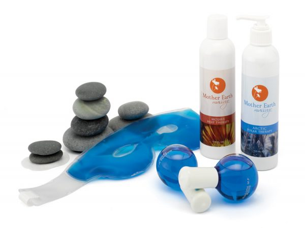 Hot/Cold Therapy Massage Kit