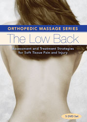 Orthopedic Massage: 5-Disc Low Back Series