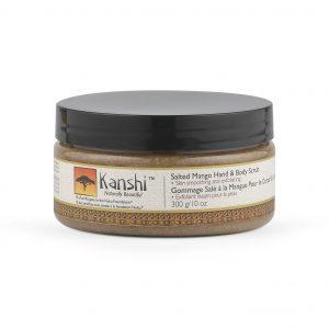 Kanshi Salted Mango Hand & Body Scrub