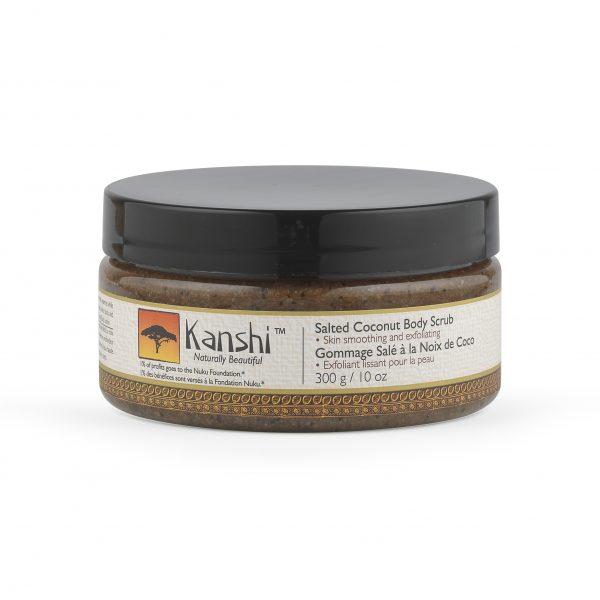 Kanshi Salted Coconut Body Scrub