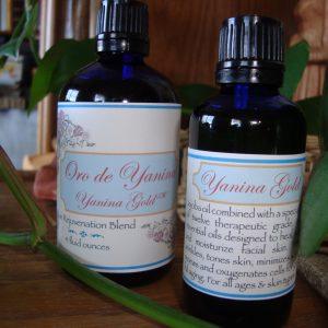 Yanina Gold Skin Rejuvenation Face Oil