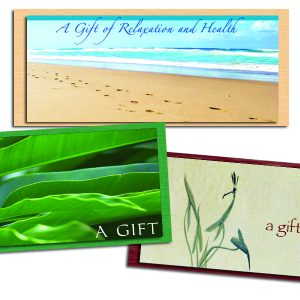 All Occasion Gift Certificates