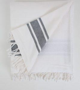 Ayrika Ocean Terry Oversize Fouta Towel