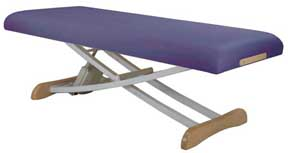 Radiance Electric Lift Stationary Massage Table
