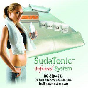 SudaTonic™ Far Infrared System