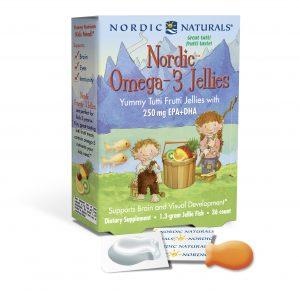 Nordic Naturals Omega-3 Jellies