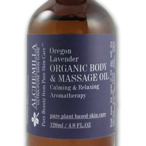 Oregon Lavender Organic Body and Massage Oil