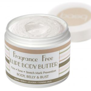 Fragrance Free Illipe Butter