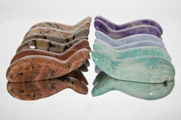 Gemstone Massage Wands