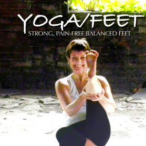 Yoga/Feet DVD