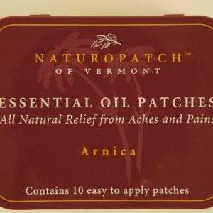 Arnica Essential Oil Patches