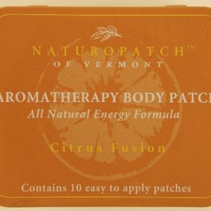 Citrus Fusion Aromatherapy Body Patch - Energy Blend