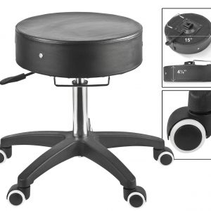 SpaMaster™ Adjustable Rolling Stool