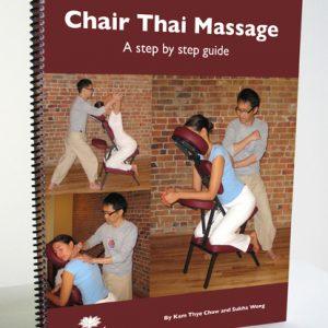Chair Thai Yoga Massage workbook