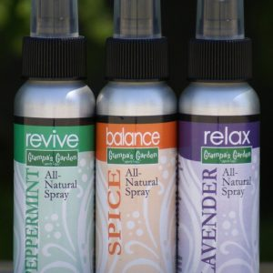 All-Natural Room Sprays