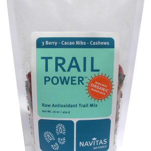 Three Berry-Cacao Nibs-Cashew Trail Mix