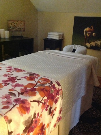 Spa/Massage Table Runners