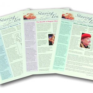 $99 Massage Newsletter Marketing Kit