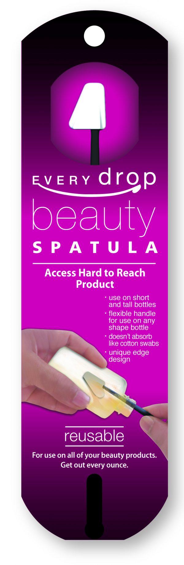 Every Drop Beauty Spatula