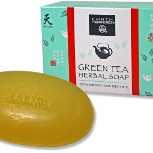 Green Tea Herbal Soap