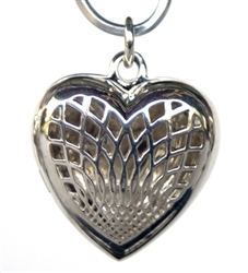 Aromatherapy Heart Pendant