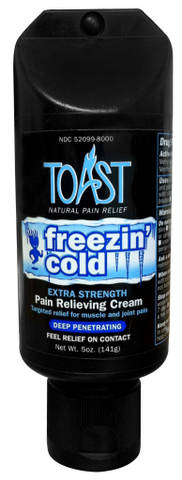 Toast Brand Products Freezin' Cold (5 0z)