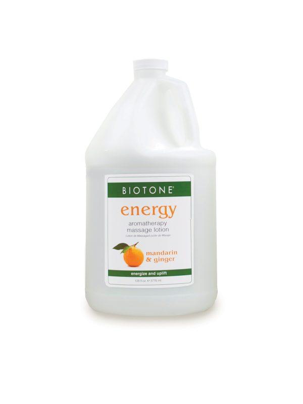 Energy Aromatherapy Massage Lotion