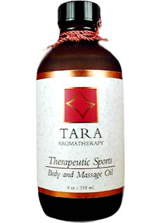 Therapeutic Sports Body and Massage Oil